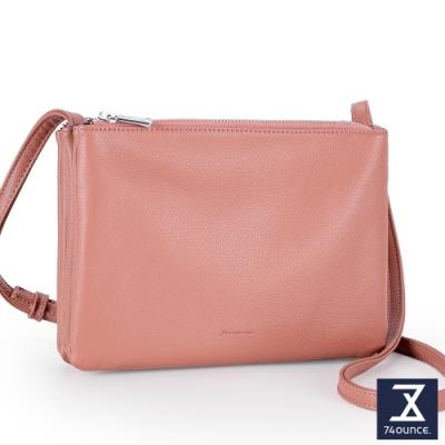 74盎司 Fashion三層斜背包[LG-894-FA-W]粉