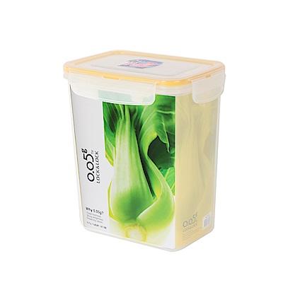 樂扣樂扣P&Q長型保鮮盒1.7L(黃蓋)(快)