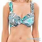 澳洲Sunseeker泳裝Desert Folk Floral系列鋼圈上衣DE大罩杯