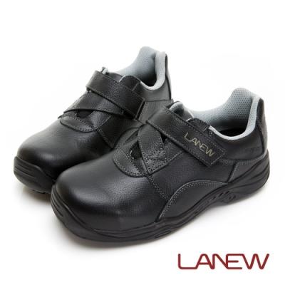 LA NEW 安底 優纖淨 防穿刺 鋼頭安全鞋(男225018730)