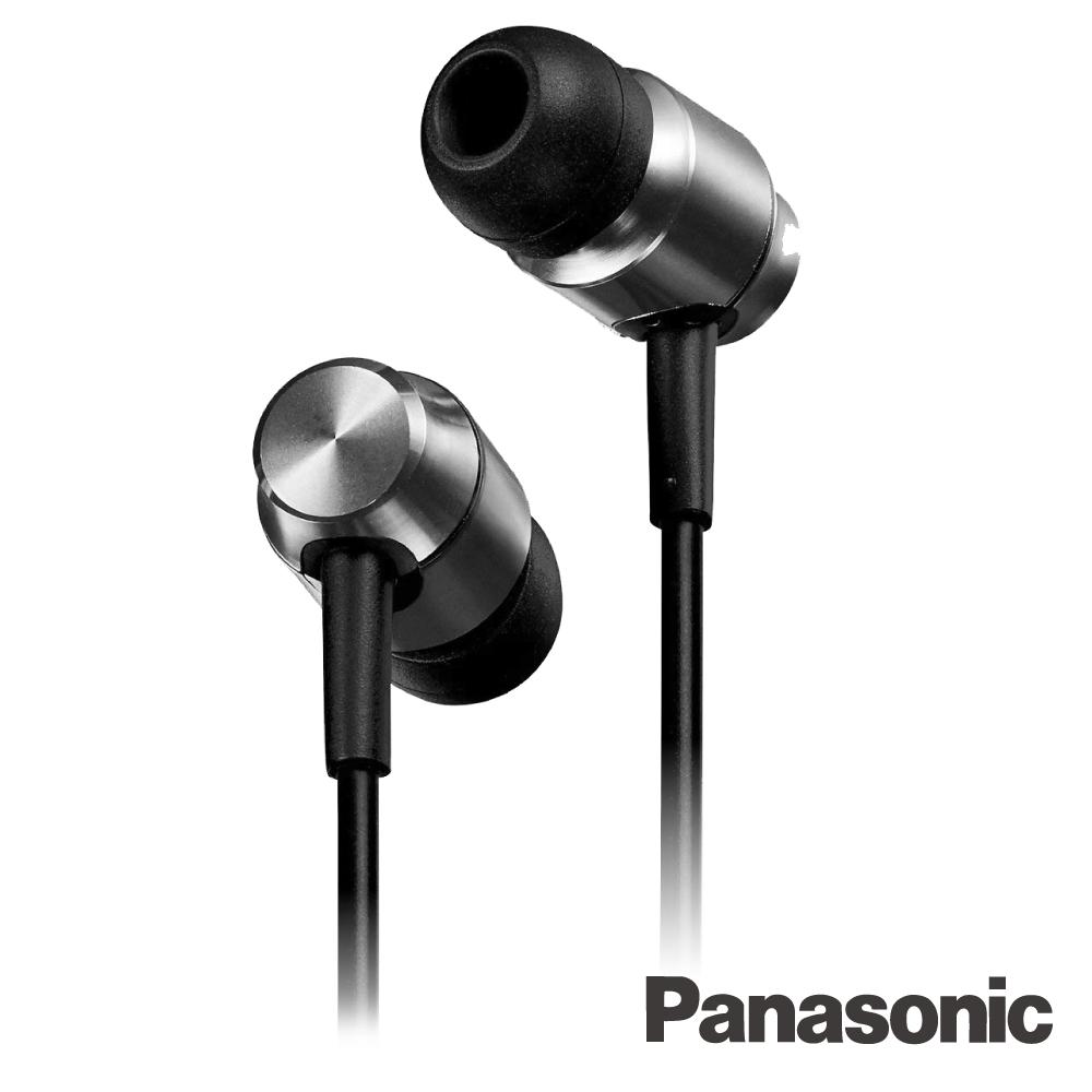 Panasonic 國際牌高解析耳道式耳機麥克風(RP-HDE5M) @ Y!購物
