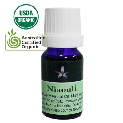 Body Temple 有機綠花白千層芳療精油(Niaouli)10ml
