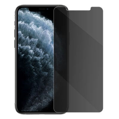 Metal-Slim Apple iPhone 11 Pro Max防窺9H鋼化玻璃保護貼