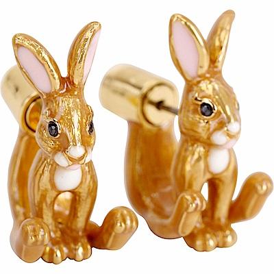 Kate Spade Bunny Ear Jackets 立體兔子造型針式耳環