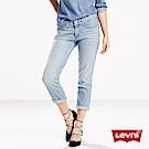 Levis 女款 男友褲 中腰寬鬆版牛仔長褲 Boyfriend Fit 無彈性