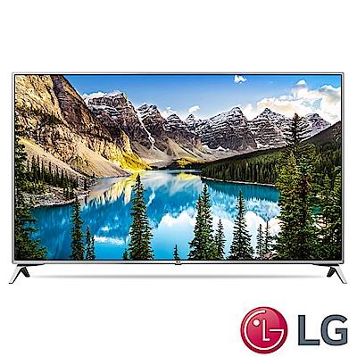 【展示機】LG樂金 60型 4K IPS UHD液晶電視 60UJ651T
