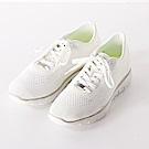 台灣製造~3D立體高彈夜光條拼接休閒運動鞋.男3色-OB大尺碼