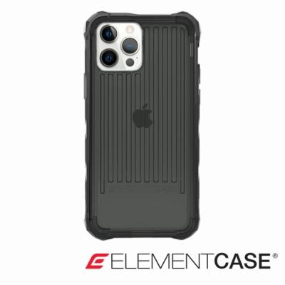 美國 Element Case SPECIAL OPS iPhone 12 / 12 Pro 特種行動軍規防摔殼 - 透黑