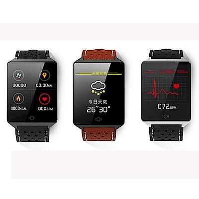 美國熊 連續心率 計步智慧手錶 手環 運動模式