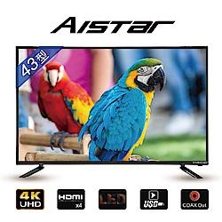 AISTAR 43型 4K液晶顯示器 SLED-4360S