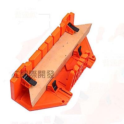 威力鯨車神可夾式木工斜鋸器木頭切割測量器木工DIY神器