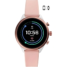 FOSSIL 夏季限定智慧手錶(FTW6022)-淡粉/41mm
