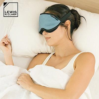 Lewis N. Clark 旅行眼罩 B505T / 藍色