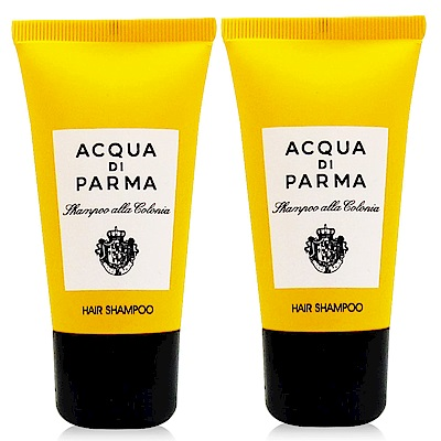 ACQUA DI PARMA 帕爾瑪之水 洗髮精 40 ml x  2 入
