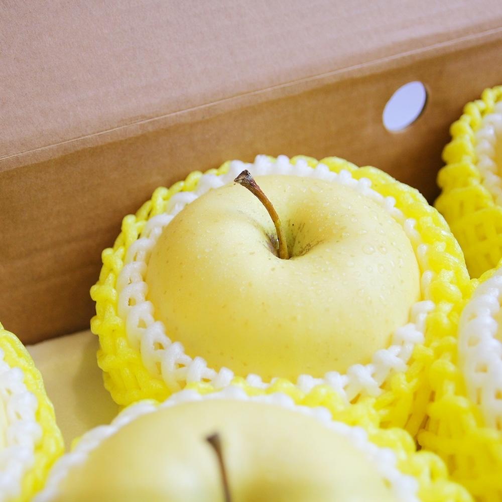 【鮮果日誌】日本空運金星蘋果(6入禮盒)