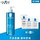 理膚寶水 青春潔膚凝膠400ml 買1送3保濕潔膚組 溫和控油 product thumbnail 1