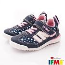 IFME健康機能鞋 輕量基本運動款 NI00902深藍(中小童段)