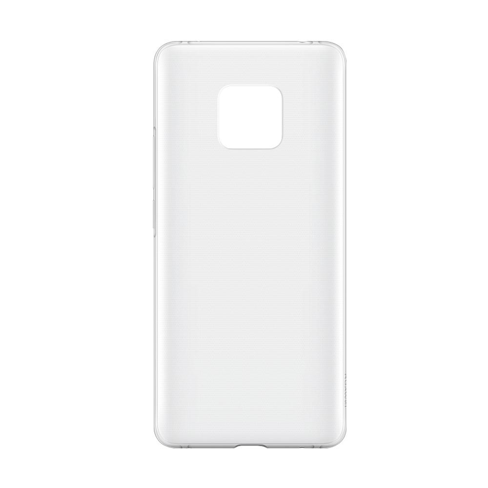 HUAWEI華為 原廠 Mate20 Pro 超薄保護軟殼 (公司貨-盒裝)