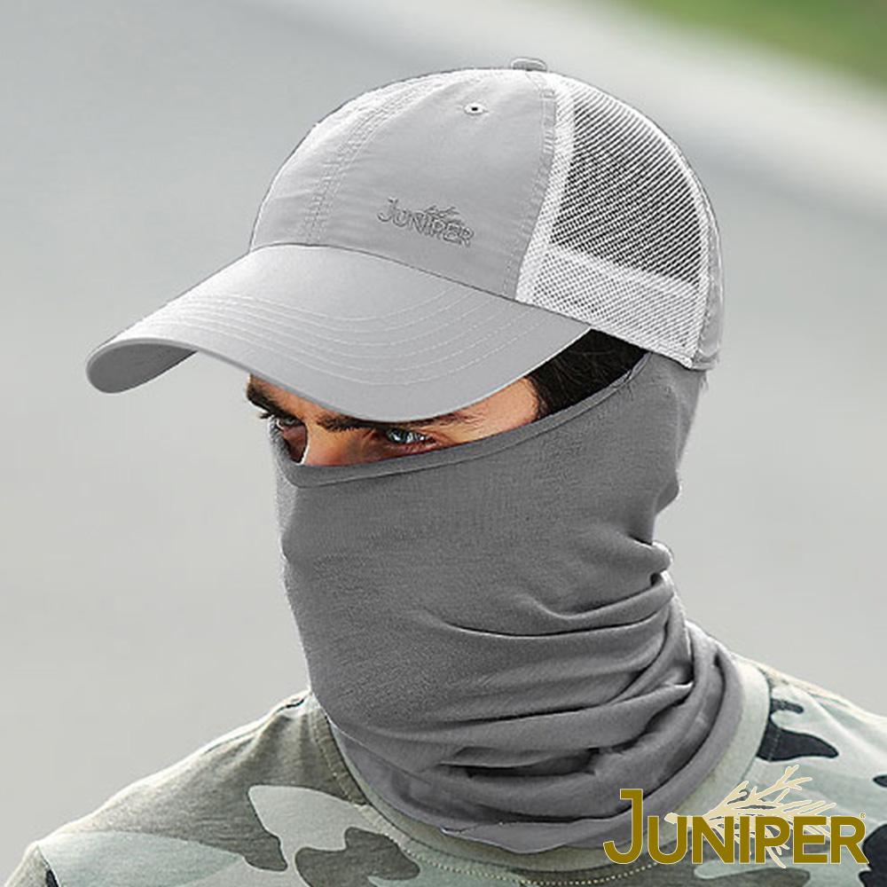 JUNIPER 抗紫外線UV防潑水長眉檐遮陽運動帽