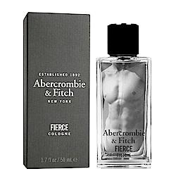 Abercrombie&Fitch FIERCE 肌肉男性古龍水 100ml