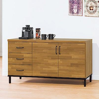 AS-麥麗5尺餐櫃-151.3x40x79cm