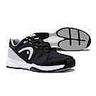HEAD Brazer系列 男網球鞋/休閒鞋/運動鞋-黑/灰 273408