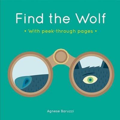 Find The Wolf 尋找大野狼趣味硬頁書