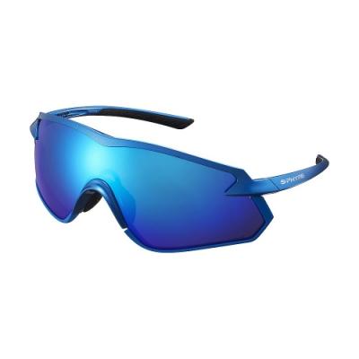 【SHIMANO】S-PHYRE X OP 藍色鍍膜偏光 太陽眼鏡 金屬藍