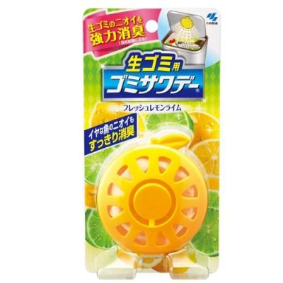 日本 小林製藥除臭貼-檸檬萊姆香(廚房垃圾桶專用)2.7ml