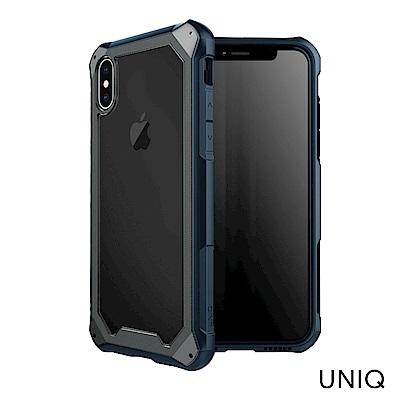 UNIQ iPhone X 軍規認證雙層耐衝擊防摔手機殼