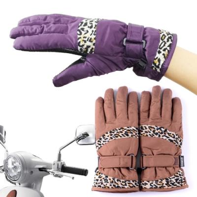 Bomandy 防風手套 保暖超輕量多功能(女款-7360)