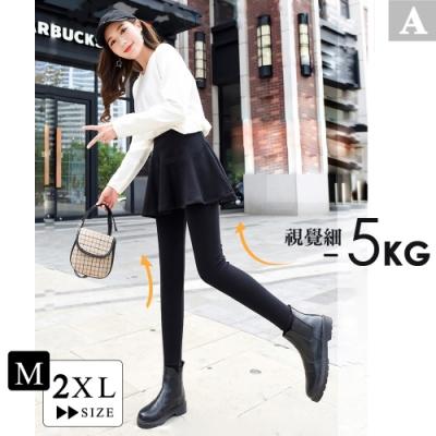 [時時樂]2F韓衣-名模最愛MIT顯瘦超彈力修身長褲-3款任選(M-3XL)
