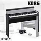 KORG LP-380 73鍵日本原裝數位鋼琴 原廠保固/銀黑色