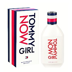 Tommy Hilfiger Tommy Girl NOW 即刻實現女性淡香水100ml