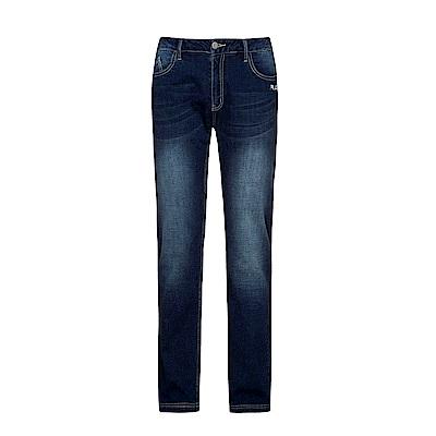 FILA男牛仔褲-藍 1PNS-5459-BU