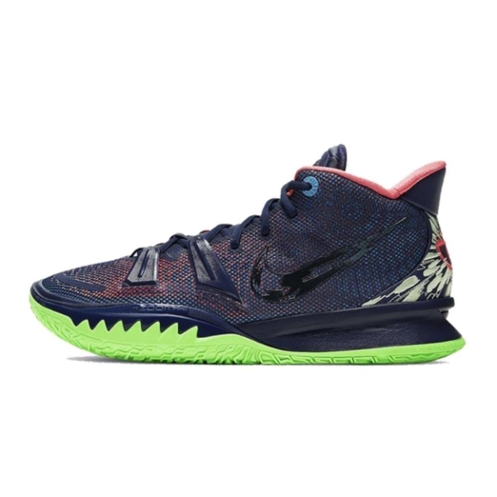 NIKE KYRIE 7 EP 男籃球鞋-深藍-CQ9327401