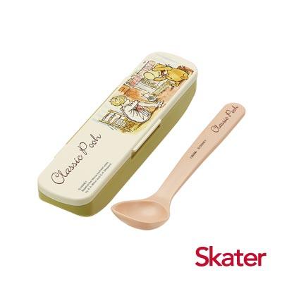 Skater深口湯匙(附盒)小熊維尼