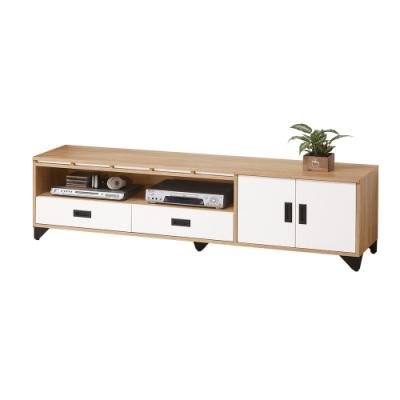 Bernice-喬科6尺電視櫃/長櫃-181x40x48cm