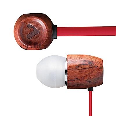 V-smart Nature 木質 降噪高音質耳機 (贈耳塞*3+收納盒+理線夾)