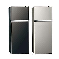 [館長推薦]Panasonic國際牌 393L 1級變頻2門電冰箱 NR