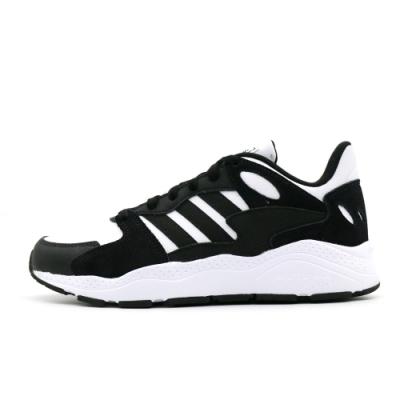 ADIDAS CHAOS 女 休閒鞋 黑白-EE5596