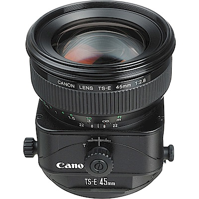 Canon TS-E 45mm F2.8 移軸鏡頭(公司貨)