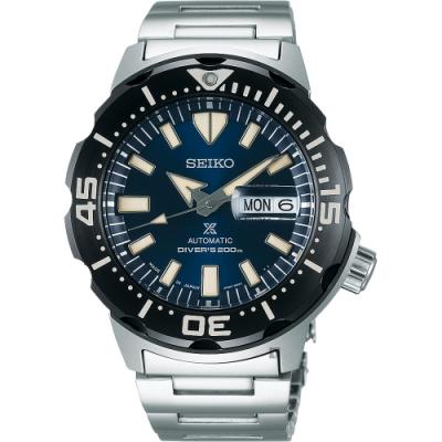 SEIKO 精工 Prospex DIVER SCUBA 機械錶(SRPD25J1)