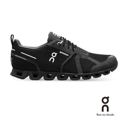 ON 瑞士雲端科技跑鞋-輕量雲 男款 星辰黑