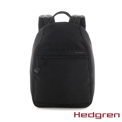 Hedgren INNER CITY旅行防盜 後背包 墨黑
