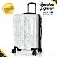 American Explorer 美國探險家 29吋 PC+ABS 行李箱 擴充版型 硬殼 終身保修 M85 (白大理石) product thumbnail 2