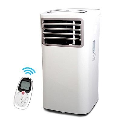 福利品-尚朋堂移動式空調機SCL-10KFW