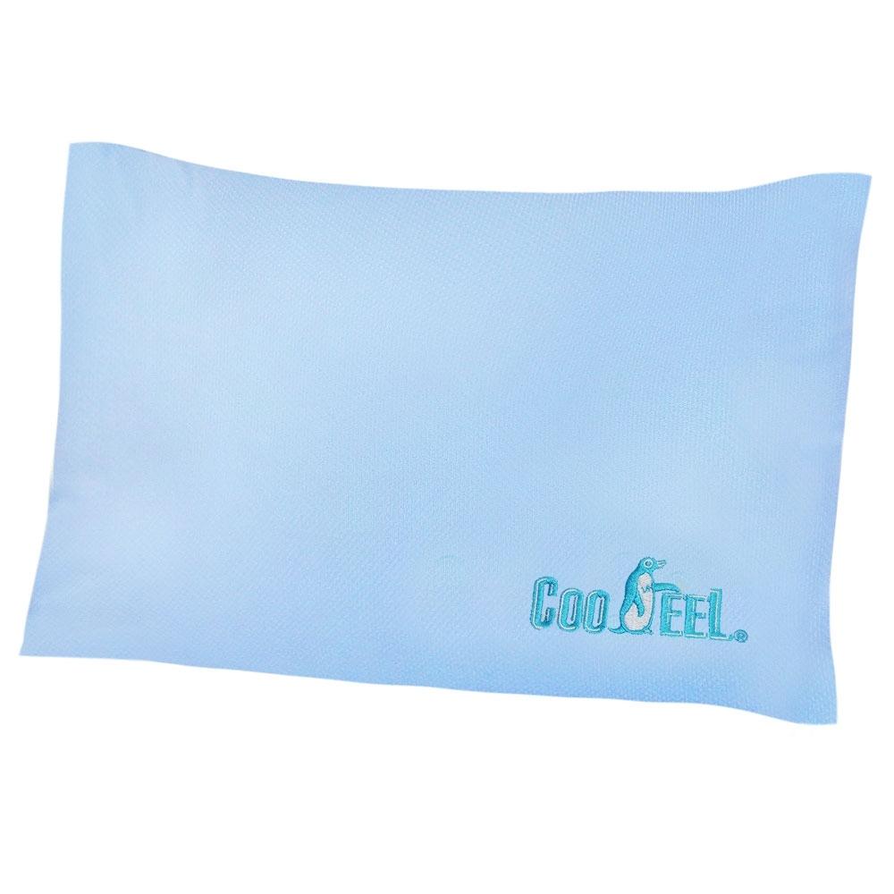 CooFeel 台灣製造萬用型高級酷涼紗枕頭套2入