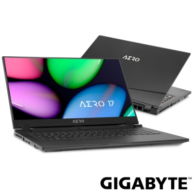 GIGABYTE AERO 17 電競筆電(i7-9750H/GTX1660Ti)