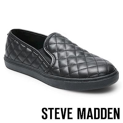 STEVE MADDEN-ECENTRCQ 平底懶人鞋-鏡黑